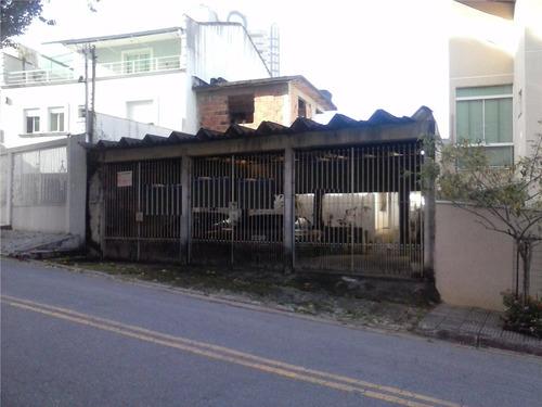 Imagem 1 de 5 de Terreno À Venda, 223 M², Vila Floresta - Santo André/sp - 32788