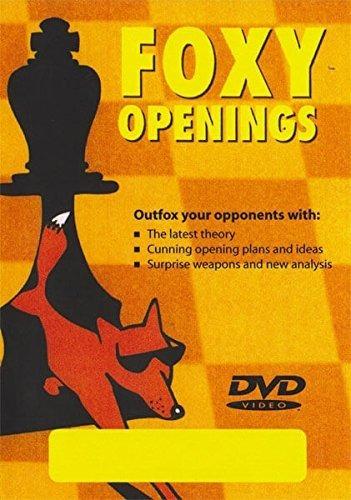 Aperturas De Foxy - Volumen 75 - The London System Chess Dvd