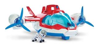 Paw Patrol- Avion Air Patroller Con Sonidos + Figura 16662