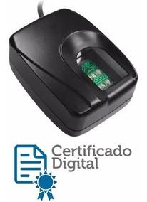 Leitor Biométrico Fs80h Dt Detran