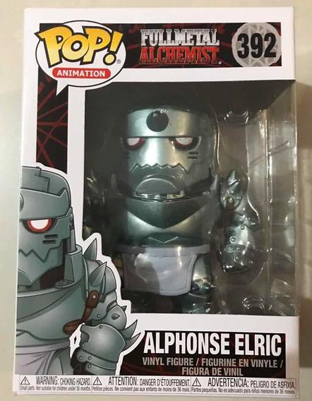 Funko Alphonse Elric 392