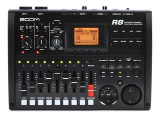 Grabadora Portatil Zoom R8 - Audio Profesional