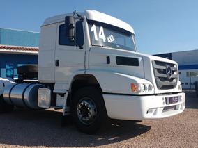 Mercedes-benz Atron 1635 4x2 Ano 2014