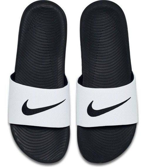 Chinelo Kawa Slide Nike + 6 Pares De Meias Nike