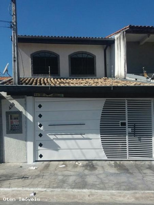 Casa Para Venda Em São José Dos Campos, Parque Dos Ipês, 5 Dormitórios, 1 Suíte, 1 Banheiro - 13466