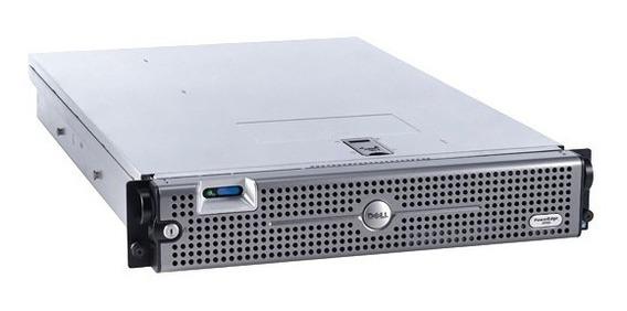 Servidor Dell Poweredge 2950 Dual Quad-core 2.3ghz 600gb Hd