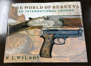 Revista Clássica Beretta Armas 500 Anos Catalogo,folder,pros