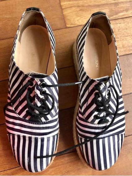 Zapatos Acordonados Sarkany Mujer Zapatillas
