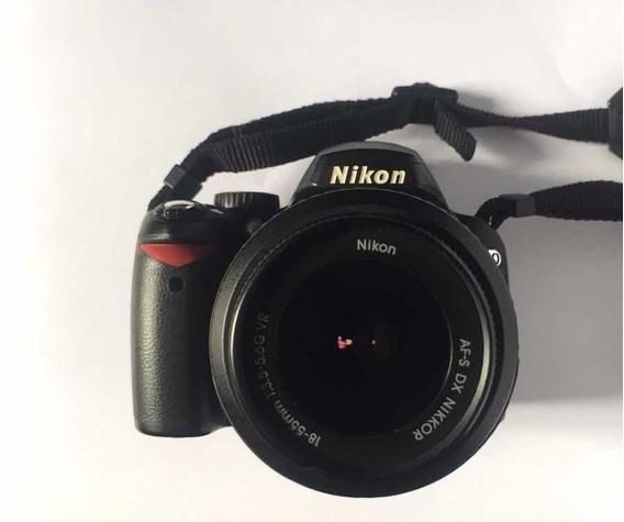 Câmera Nikon D60 Dslr