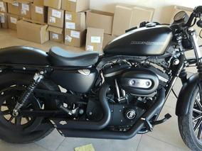 Harley Davidson Iron Black 2010