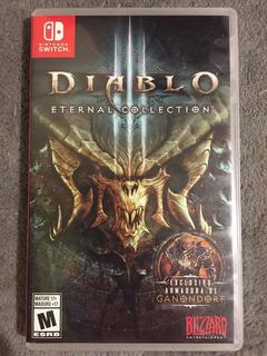 Diablo Eternal Collection Nintendo Switch