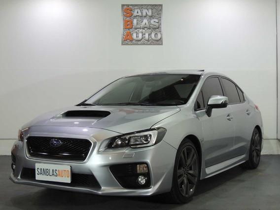 Subaru Wrx 2016 2.0 N Cvt 4p Dh Ab 4ab Usb Abs San Blas Auto