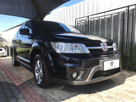 Fiat Freemont 2.4 Emotion 2012/2012 (gas.) - Preto