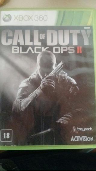 Call Of Duty Bo 2 Xbox 360/one Original