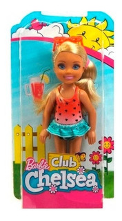 Barbie Chelsea Muñeca Modelos Surtidos Dwj33