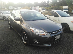 Ford Focus Se At 50% De Eng. Y 24 Mesualidades