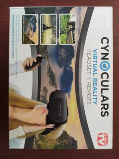 Cynoculars Lentes De Realidad Virtual. Virtual Reality Heade
