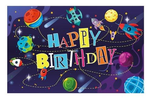 Imagen 1 de 7 de Patrón De Póster Para Decoración De Cumpleaños, Oficina,