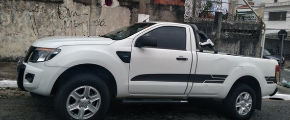Ford Ranger 2.5 Xls Sport Cab. Simples 4x2 Flex 2p 2014