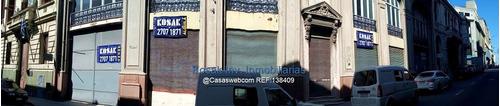 Venta Edificio Ciudad Vieja. 2575 M2 Con Garage