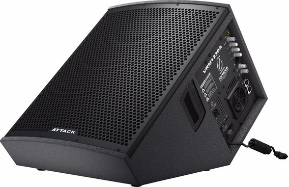Caixa Attack Retorno Ativa Vrm 1230a Monitor 300w Vrm1230a