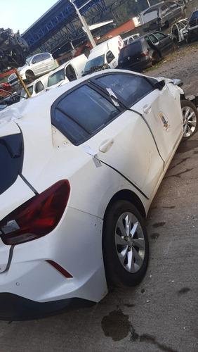Imagem 1 de 10 de Sucata Chevrolet Onix 1.0 2020/2020 Flex
