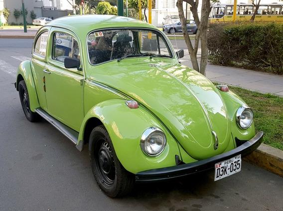 Volkswagen Escarabajo 1975 Verde Excelente Estado