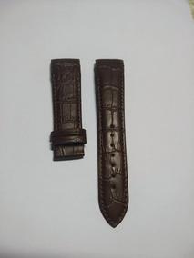 Pulseira Couro Marrom Couturier T035.617 (somente O Couro)