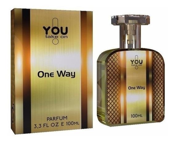 Perfume One Way Masculino 100 Ml