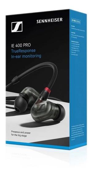 Fone De Ouvido Sennheiser Ie40 Pro Intra Auricular Oficial