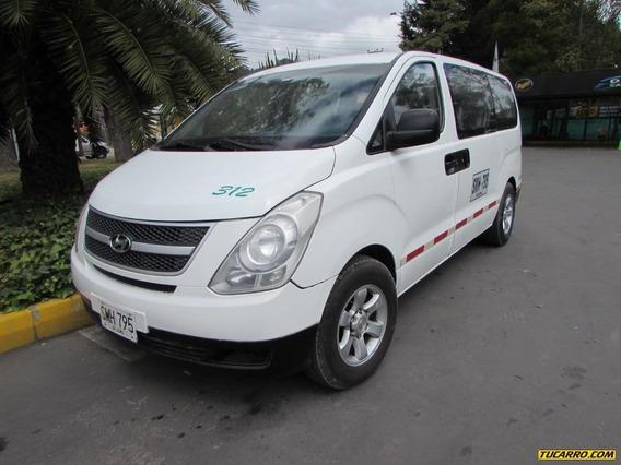 Autobuses Microbuses Hyundai Van 2500 Mt