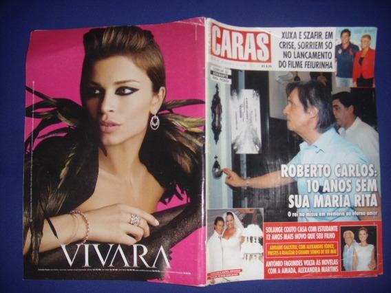 Caras 842 12/2009 Roberto C / Sasha / Xuxa / Angelica / Hebe