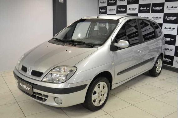 Renault Scenic 1.6 16v(hi-flex)(s.limit.) 4p 2010