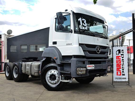 Mb 3344 Axor 2013 Traçado = Scania G440 Fh 540 520 Stralis