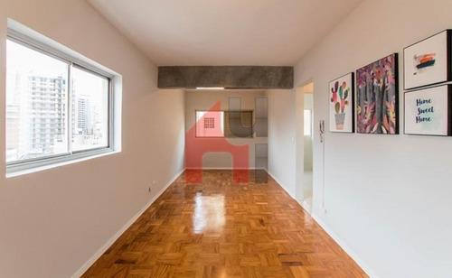 Imagem 1 de 13 de Studio Com 1 Dormitório Para Alugar, 30 M² Por R$ 1.700,00/mês - Vila Buarque - São Paulo/sp - St0030