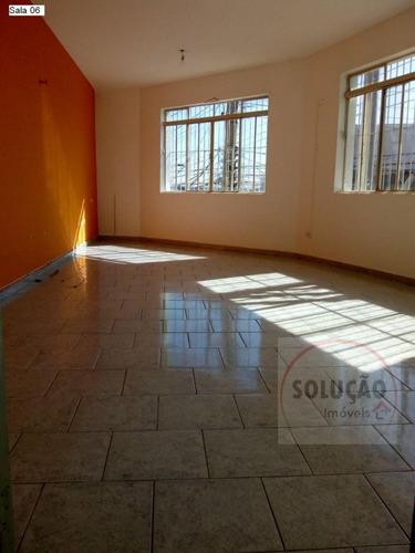 Sala Comercial Para Alugar No Bairro São José Em São - L1260-2