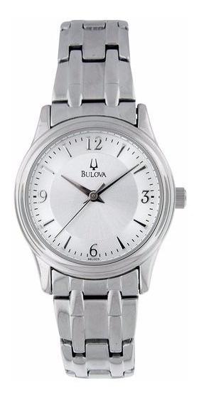 Reloj Bulova Para Dama Modelo: 96l005 Envio Gratis