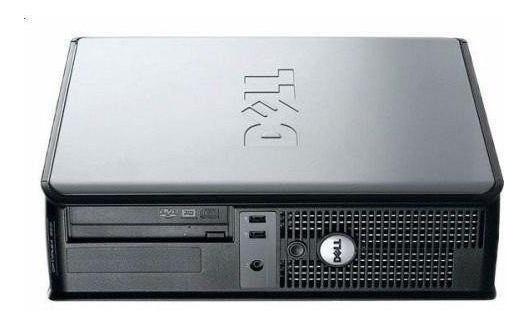 Pc Dell Dual Core 2.5ghz Mem 4gb Hd160gb Monitor 16 Completo