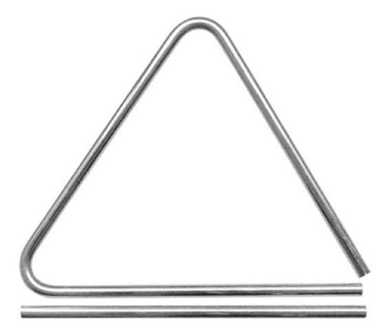 Triângulo Em Alumínio Tennessee 15 Cm Liverpool Tratn 15