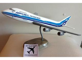 Maqueta 747 Aerolineas Argentinas
