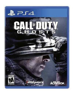 Juego Ps4 Call Of Duty Ghost