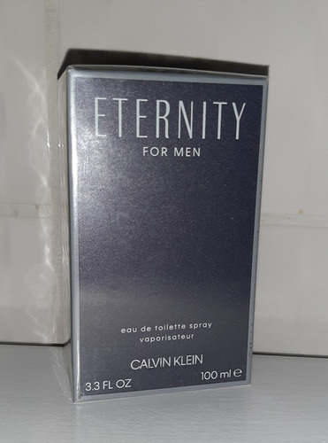 Perfume Calvin Klein Eternity Men 100 Ml Original Sellado