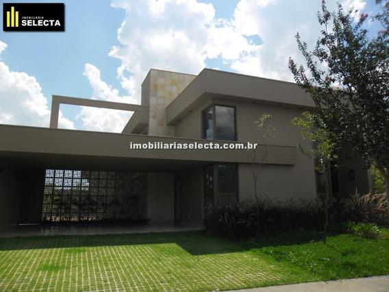 Casa Condomínio 4 Quartos Para Venda No Quinta Do Golfe Em São José Do Rio Preto - Sp - Ccd4233