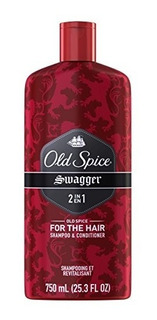 Old Spice Shampoo And Conditioner 2 En 1, Swagger, 25.3 Fl O