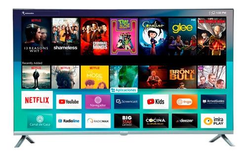 Tv Hyundai 32  Pulgadas 80 Cm 3243 Led Hd Plano Smart Tv