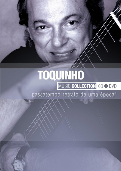 Toquinho - Music Collection - Dvd + Cd - Exclusivo