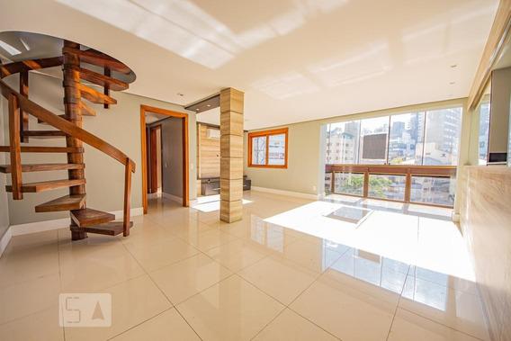 Apartamento Para Aluguel - Bela Vista, 3 Quartos, 208 - 893090595