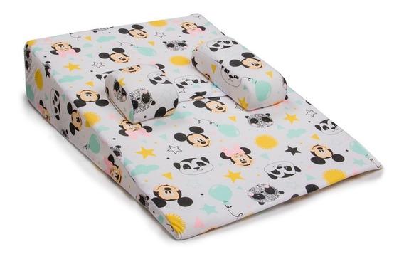 Colchon Antireflujo Set Estabilizadores Disney Baby Nino Mic