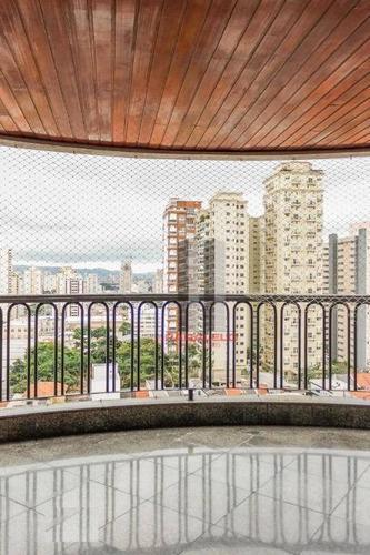 Apartamento Com 4 Dormitórios À Venda, 315 M² Por R$ 2.200.000 - Tatuapé - São Paulo/sp - Ap2644