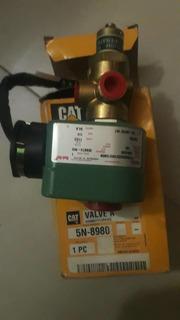 Valvula Selenoide Caterpillar Serie 3500 (5n-8980)